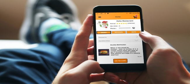 Food Order Android Source Code And PHP Backend