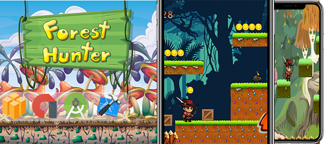 Forest Hunter -  Game Adventure