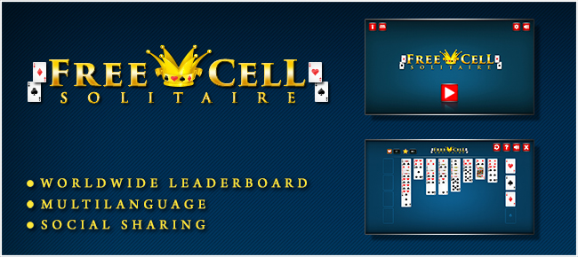 Freecell Solitaire Android & iOS