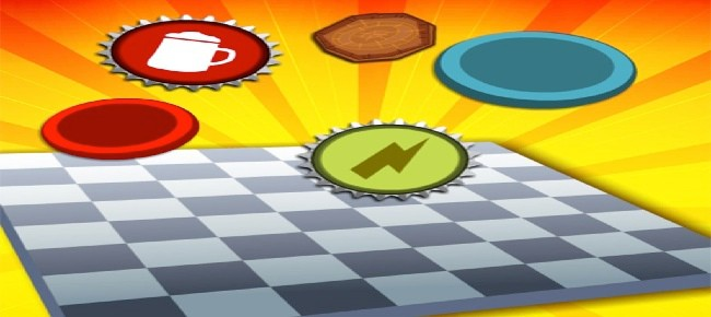 Funny Checkers - Universal game for iOS