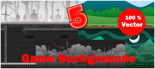 Game Background Vol A