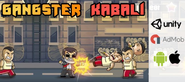 Gangster Kabali - Simple fighting game