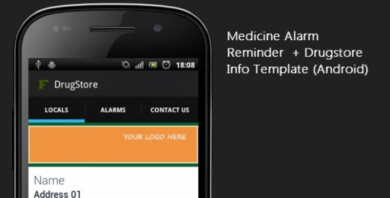 Generic Store Brand App (Drugstore) Android