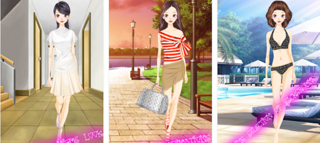 Girl Dress Up - Unity Game Template + Admob