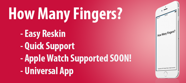 Guess How Many Fingers?