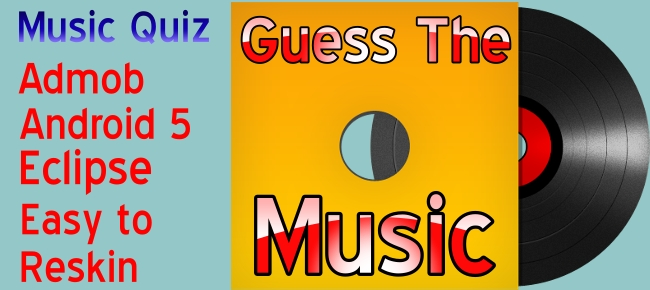 Guess The Music - Quiz