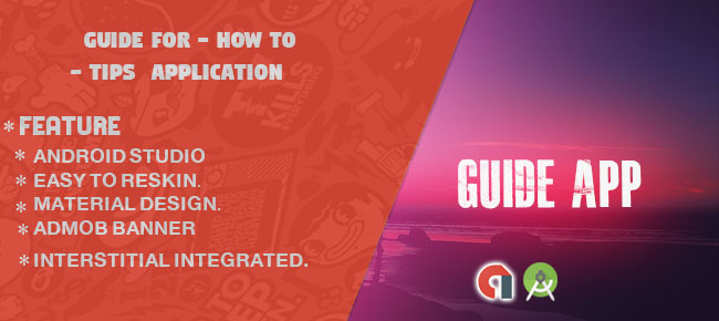 Guide App - How to Tips