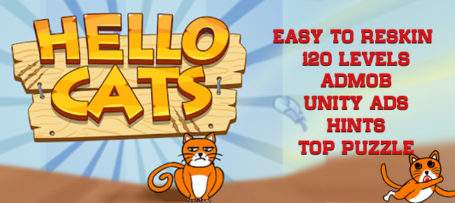 Hello Cats - Top Puzzle Game