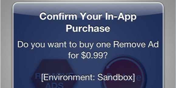 In-App Purchase For iOS