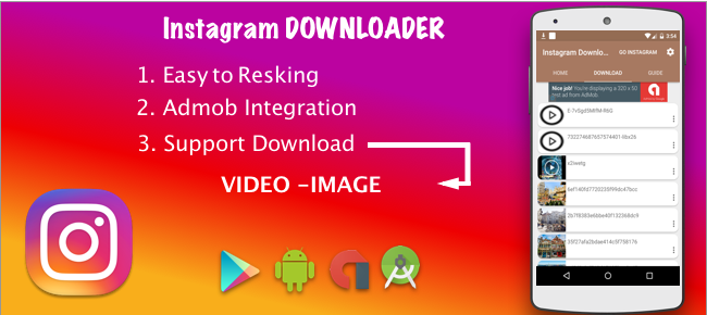 Buy instagram video downloader social networking and utilities for instagram video downloader ccuart Choice Image