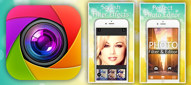 buy ios photo editor application effects filters photography for