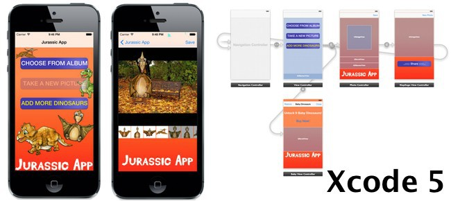 Jurassic App - Universal Photo Decoration App