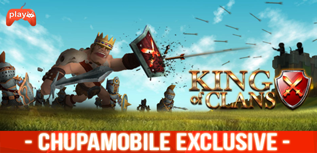 King of Clans - Clash Royale Style Unity Template
