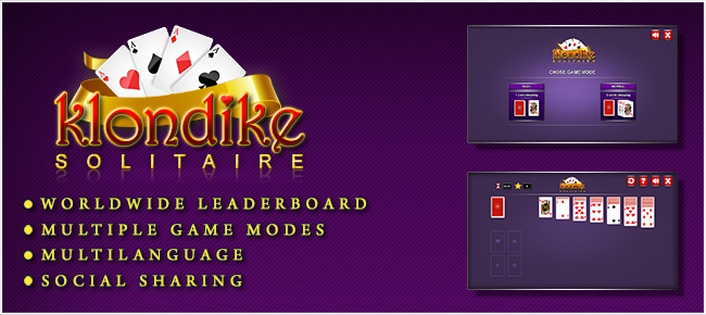 Klondike Solitaire Android & iOS