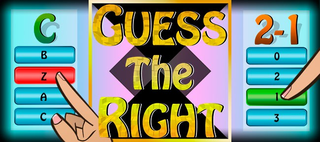 Logo quiz Guess the right to Android