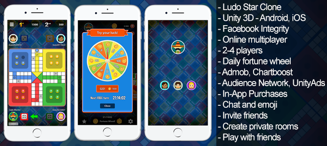 Ludo Masters – Viral Ludo Star Style Template