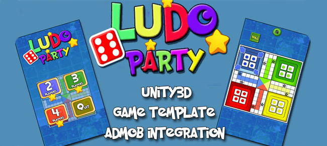 Ludo Party Unity3D Source Code +  Android iOS Game