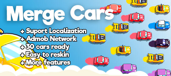 Merge Cars - Best Idle Game