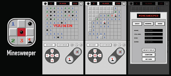 Minesweeper Classic 1995