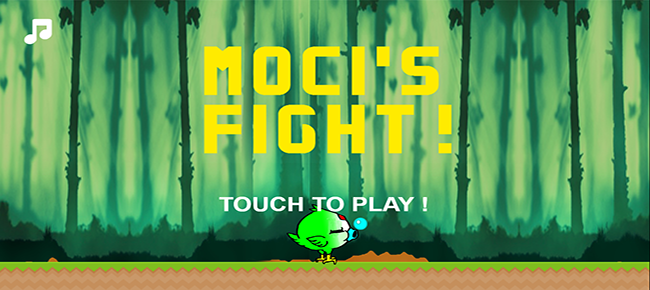 Moci's Fight !