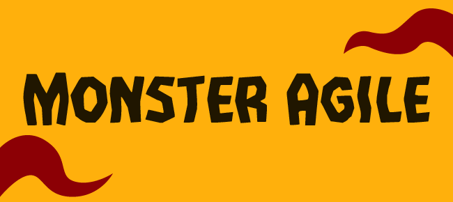 Monster Agile - 2d Arcade Game. iOS + Android