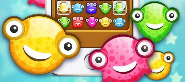 Monsters Mania - Top Match 3 Puzzle Game