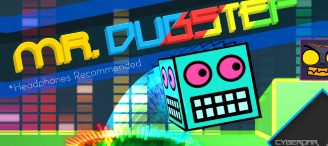 Mr. Dubstep - 2.5D arcade runner