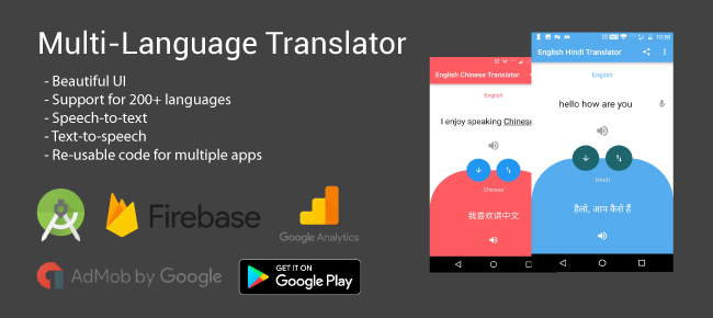 English To Italian Translator Google: Buy Multi-language Speech & Text Translator Chat And