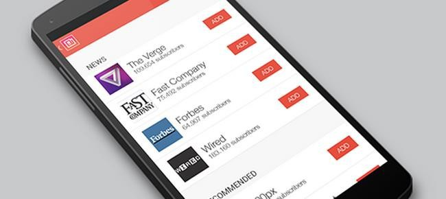 News Feed Android App Template