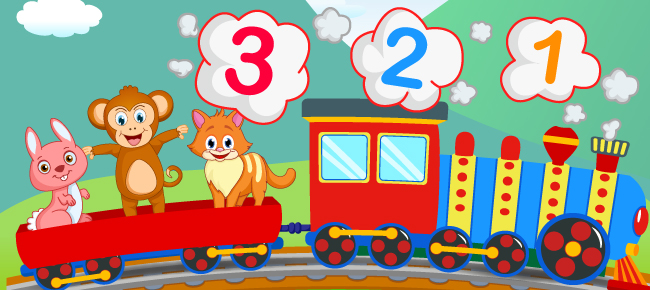 Numbers Counting Game for Kids iOS