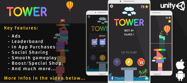Perfect Tower - iOS/Android