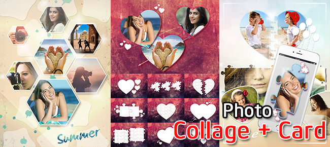 Photo Collage and Card