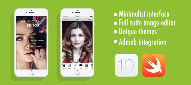 Photo Editor - Full Suite of Image Filters & Tools