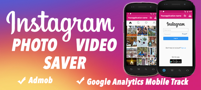 Photo & Video Saver For Instagram
