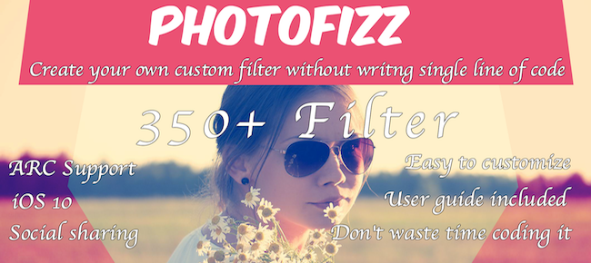 PicFizz Awesome filters