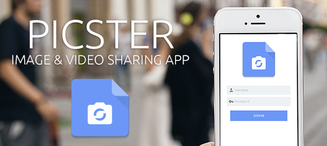 Picster - Android App Template