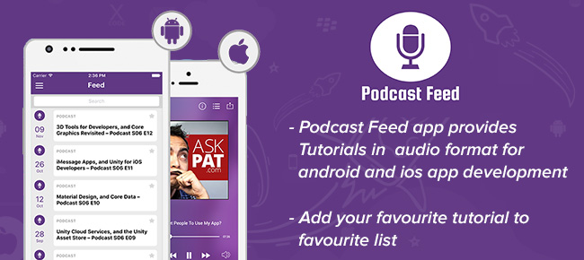 Podcast Feed