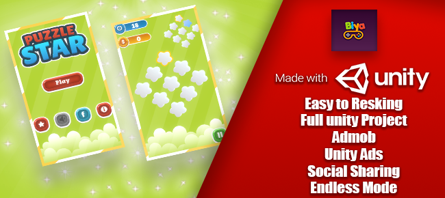 Puzzle Star (Android & IOS)