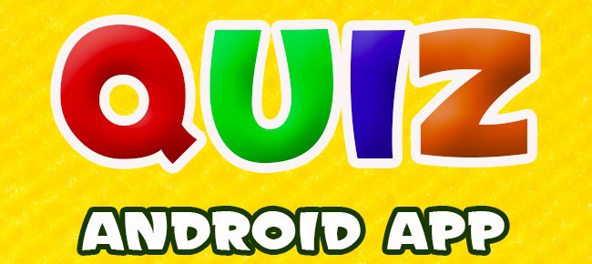 Quiz Android App With Full Source code & CMS