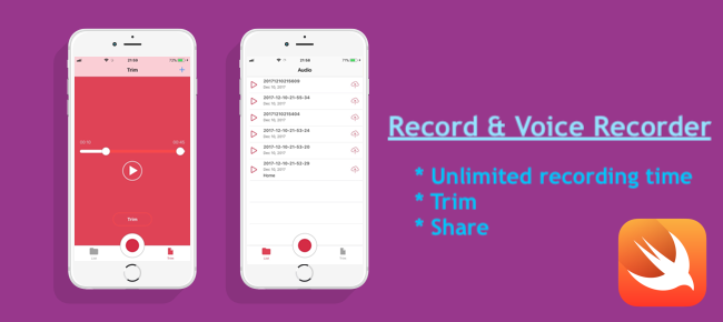Record & Voice Recorder