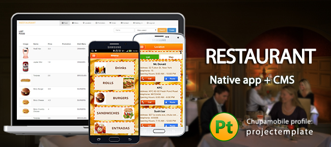 Buy Restaurant Reservation Android App Food Amp Drink And