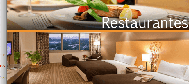 Restaurants and Hotels Guide App