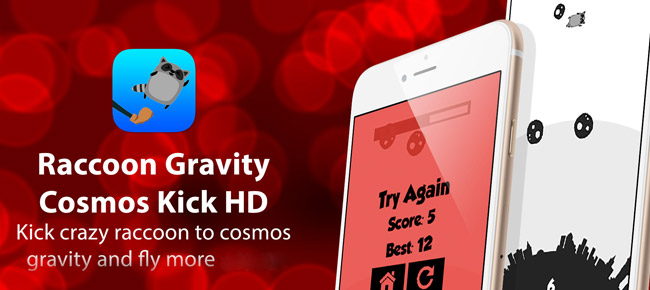 Rocket Racoon for iOS and Android