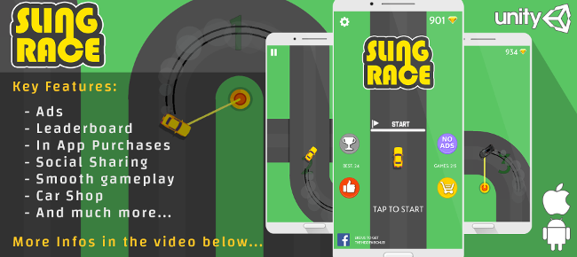 Sling Race - iOs/Android