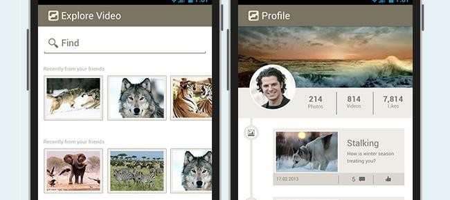 Buy Social Share Android App Template Social Networking ...