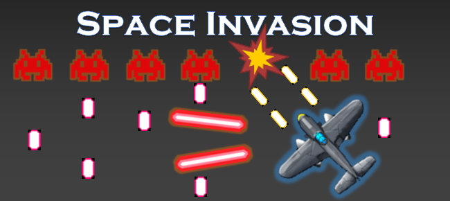 Space Invasion - Full Android Arcade Game