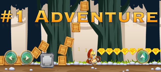 Spartan's World - #1 Adventure Android Source Code