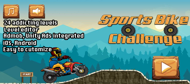 Sports Bike Racing Game