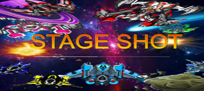 STAGE SHOT galaxy shooting game