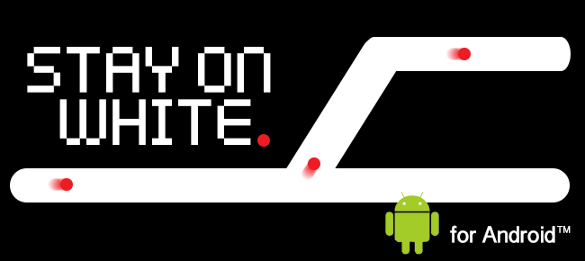 Stay on white for Android